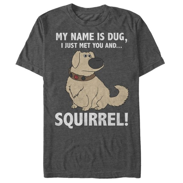 Dug the Dog T-Shirt