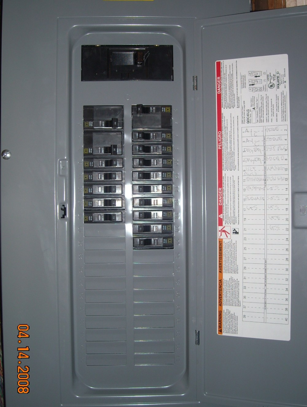 medium resolution of upgrade 100 amp fuse box to circuit breakers best wiring library old electrical fuse panels upgrading