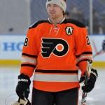 2012 Bridgestone NHL Winter Classic - Practice Sessions