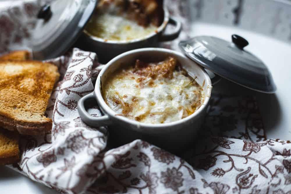 Roy Choi French Onion Soup Hero