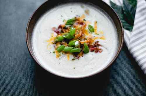 Copycat Outback Potato Soup