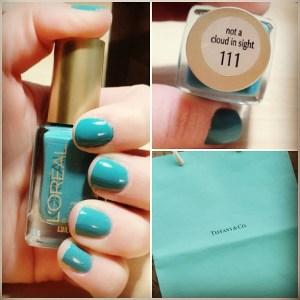 L'oreal color riche nail polish