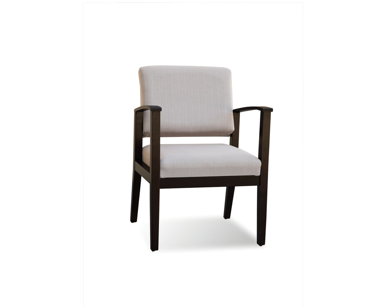 Wood Club Chair Morley Wood Guest Chair