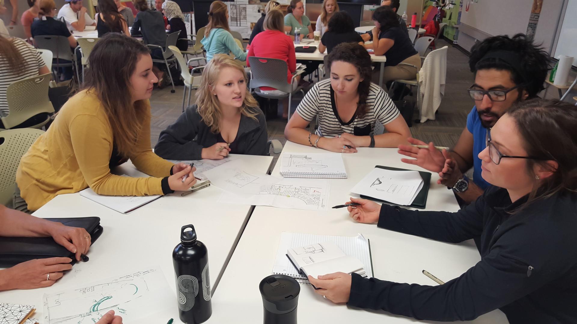 Interior Design Students Help Plan Casa S New Stadium
