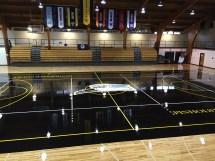 Oglethorpe Basketball Court
