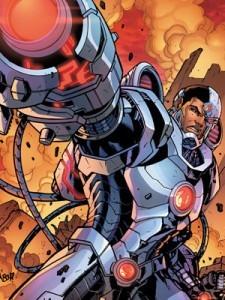 Upcoming Superhero Movies Cyborg Movie