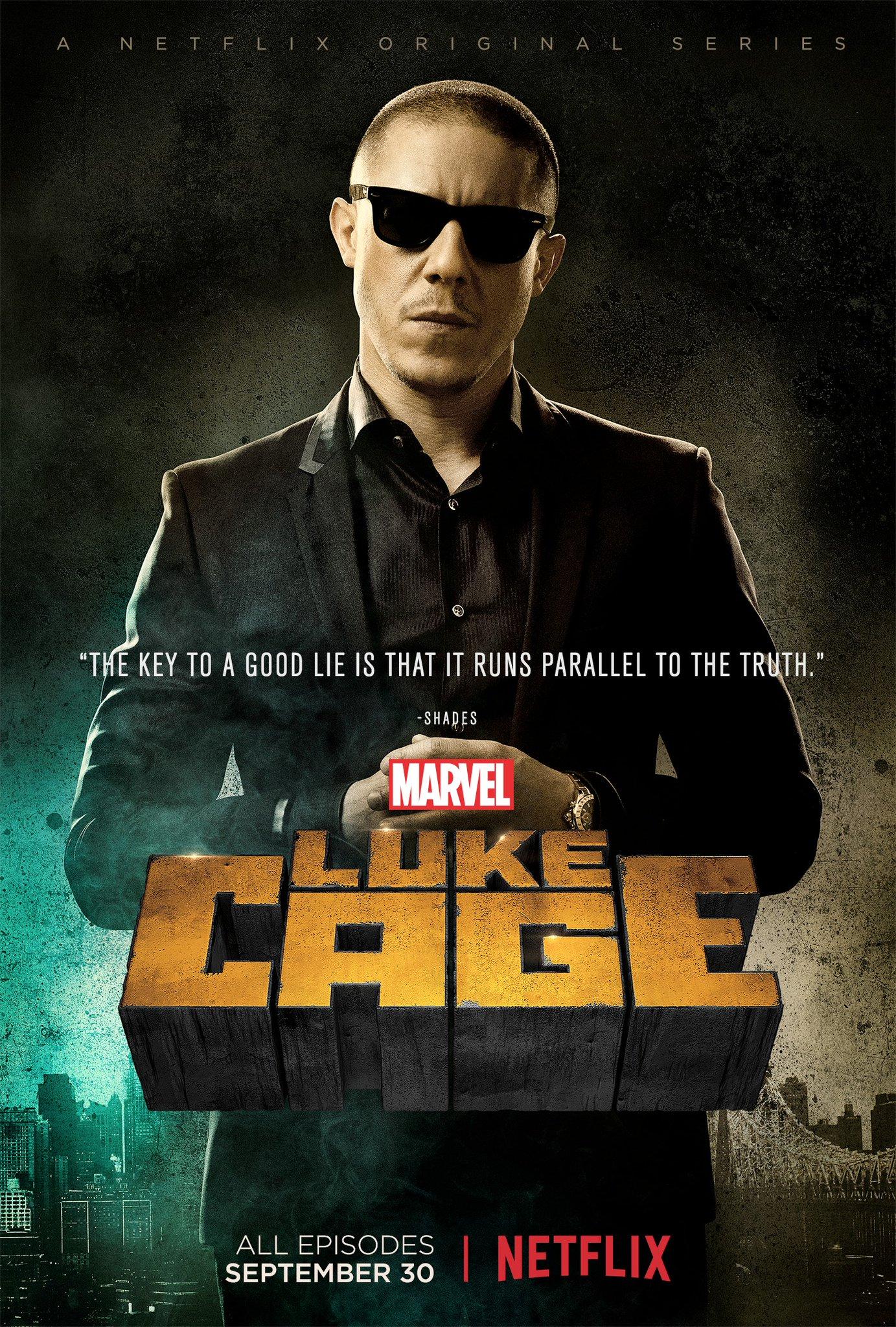 """Résultat de recherche d'images pour """"luke cage season 1 poster"""""""