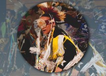 Pow Wow attendees sing, dance, eat and celebrate the American Indian culture. (Joe Angeles)