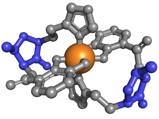 Actinobactin with iron