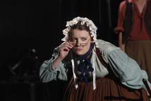 Carly Rosenbaum as Aunt Polly. (Photo: Jerry Naunheim Jr./Washington University)