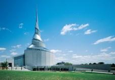 Community of Christ World Headquarters, St. Louis. (Photo: Balthazar Korab, courtesy of HOK)
