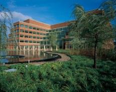 Kellogg Company Corporate Headquarters, Battle Creek, Michigan. (Photo: William Mathis, courtesy of HOK)