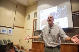 Jack Kloppenburg speaks