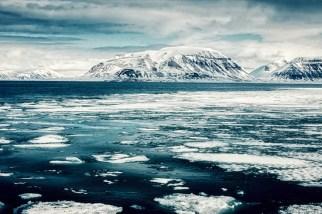 The Arctic today. Photo by Severin Sadjina