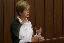 Christine Todd Whitman speaks