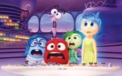 """Inside Out"" featured (from left) Sadness, Fear, Anger, Disgust, Joy. (Courtesy Pixar Animation Studios)"