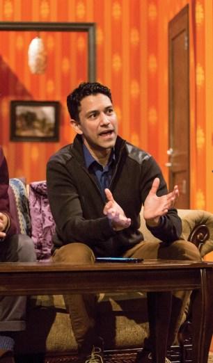 """Alumnus Sanjit De Silva was cast in the lead role of 'Azeem Bhatti' in """"An Ordinary Muslim."""""""