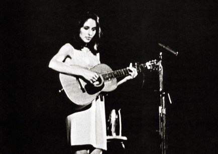 Joan Baez, 1965 (WUSTL Archives)