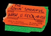 The Lovin' Spooful, 1967 (Courtesy of James Laverty)
