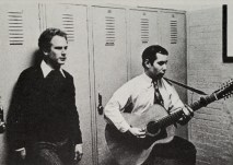 Simon & Garfunkel, 1967 (WUSTL Archives)