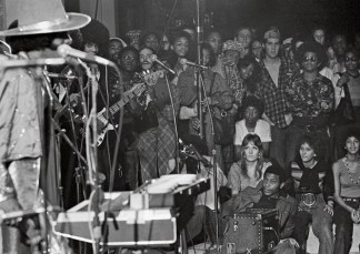 Sly & the Family Stone, 1973 (WUSTL Archives)