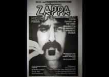Frank Zappa, 1977 (Courtesy of Steve Kwartin)