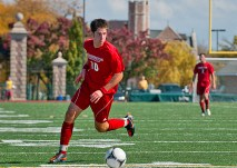 Men's soccer takes on Central College for the team's season- and home-opener, Fri. Aug. 30 at 7:30 p.m. (Danny Reise)