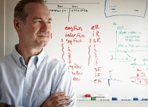 LEADING TOGETHER: Working together, we can attract and retain outstanding faculty, such as Richard K. Wilson, PhD, director of the Genome Institute, one of only three NIH-funded large-scale sequencing centers in the United States. (Mark Katzman)