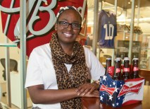 A third-year law student, Natsayi Mawere interned with Anheuser-Busch InBev in New York this past summer, where she had the opportunity to be part of a dynamic in-house legal team. (Lorenzo Cinglio)