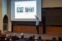 Ardila gives Loeb lecture