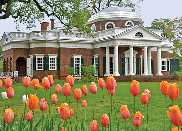 The discovery of 74 books from Jefferson's library has opened up a new relationship between Washington University, Monticello (above) and the Jefferson scholarly community. (©iStockphoto)