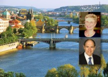 """Join Dean Gary Wihl and Professor Sarah Westphal-Wihl as travel/study leaders on the """"Danube River and the Cultural Treasures of Central Europe,"""" July 14–27. (Courtesy Images)"""