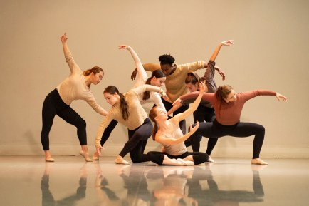 """Serenity,"" choreographed by Kirven Douthit-Boyd (Photo: Danny Reise/Washington University)"