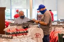 Campus Store preparations