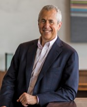 Prolific restauranteur and current WashU parent Danny Meyer participated in Wednesdays with WashU. (Photo: Daniel Krieger)