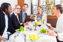 ins and outs of business entertaining