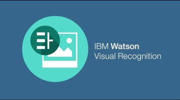 IBM visual recognition API