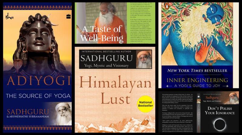 sadhguru books