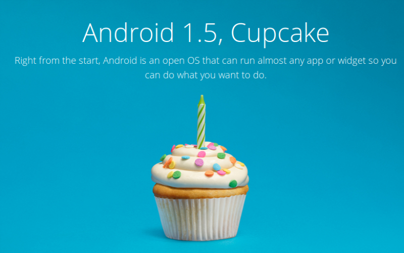Android Version Timeline: 9 Colourful Images Of Android