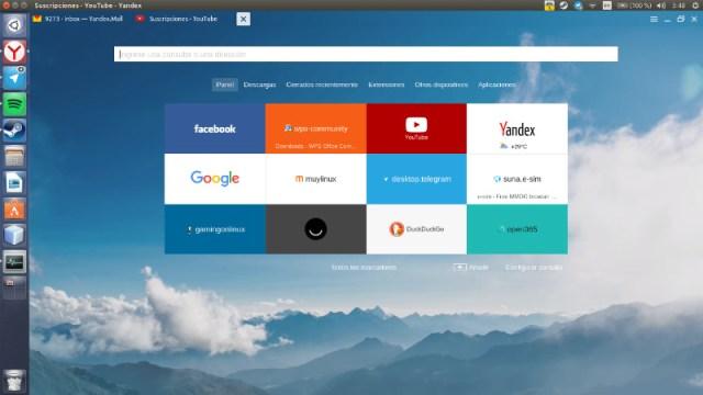 Resultado de imagem para Yandex Browser