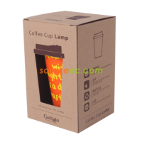 Household Ware | Gattola Coffee Cup Lamp (LED Lights ...