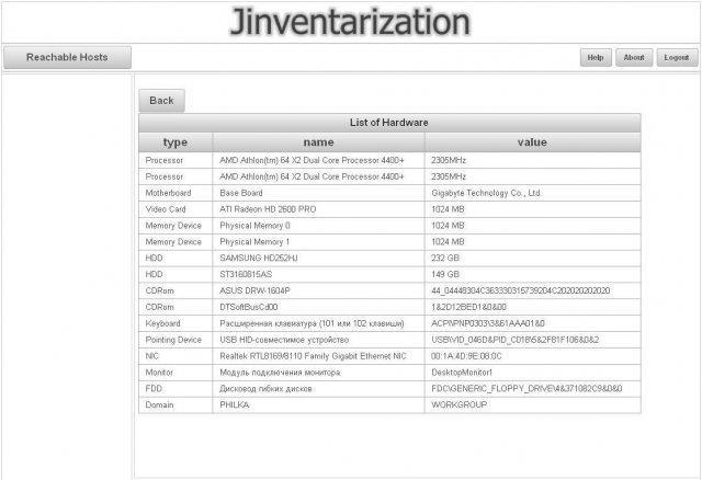 jinventarization / Wiki / Home