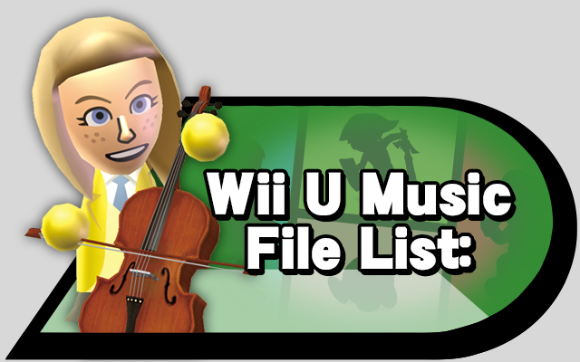 wiiumusic-list