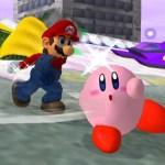 Mario's Cape will turn enemies around.