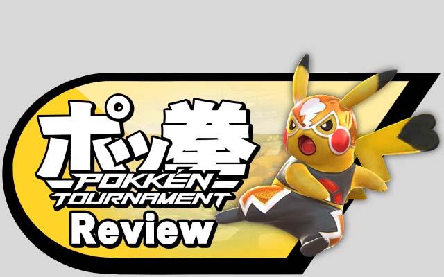 Pokken Review
