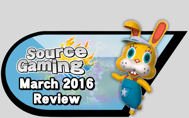 March 2016 Review