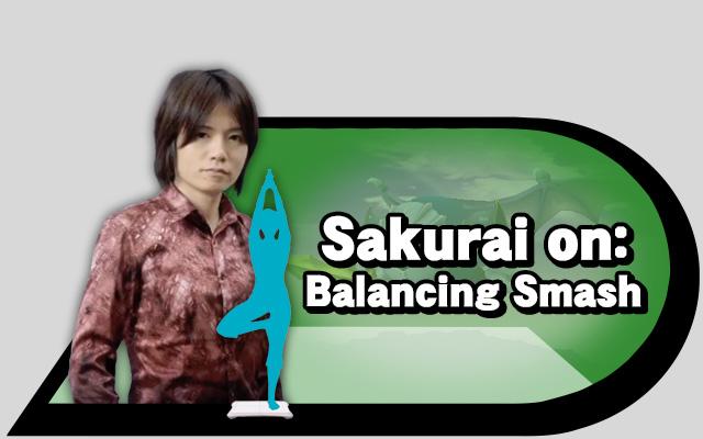 Sakurai Balance