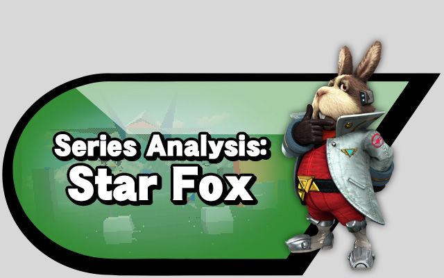 Star Fox Series analyse (1)