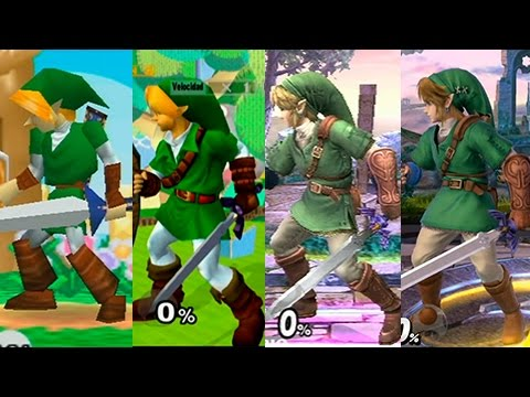 link over the games