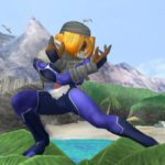 Sheik joins the fray. With her martial arts skills, she can toy with her opponents.